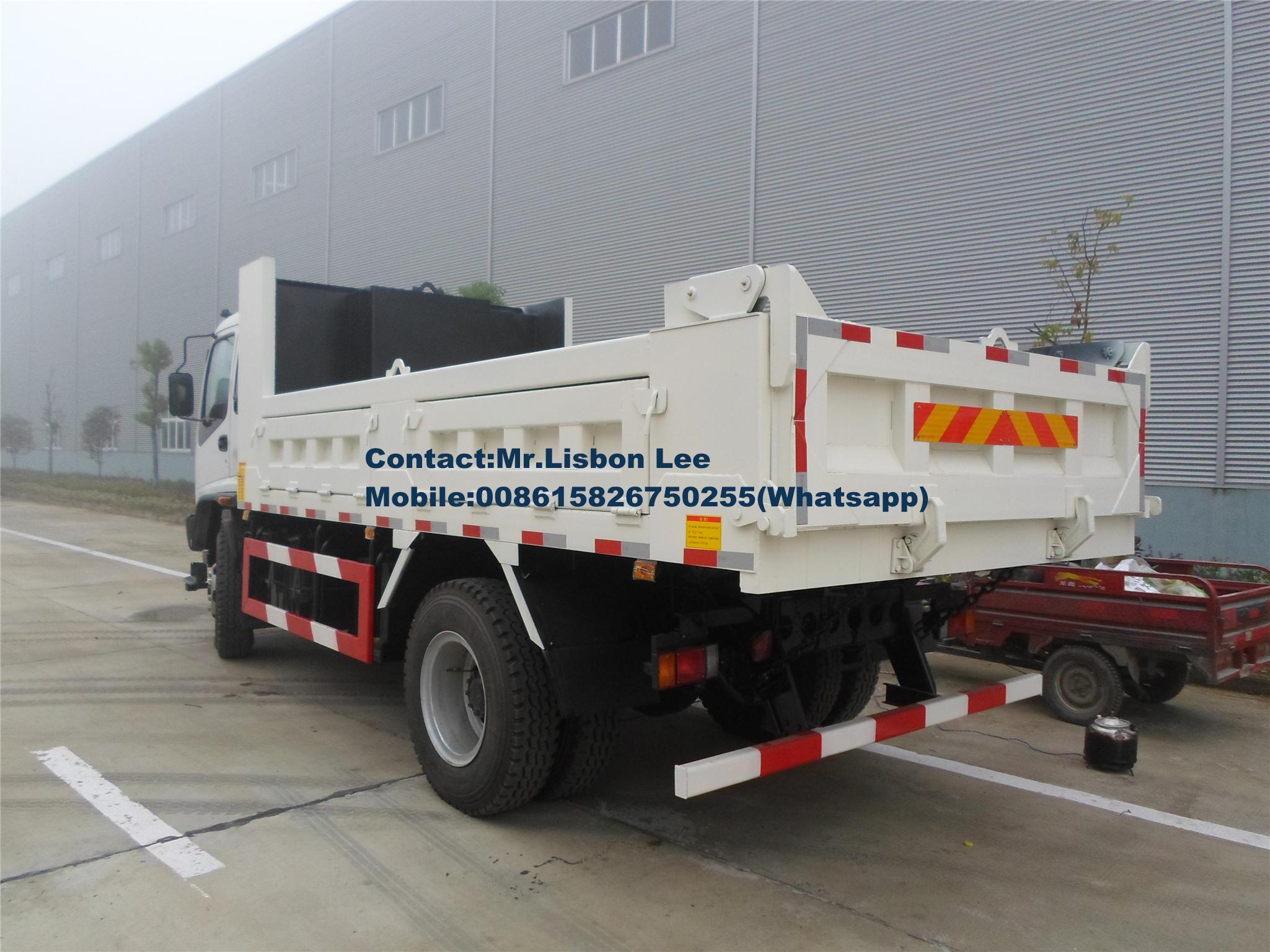 ISUZU Dump Truck 18Ton